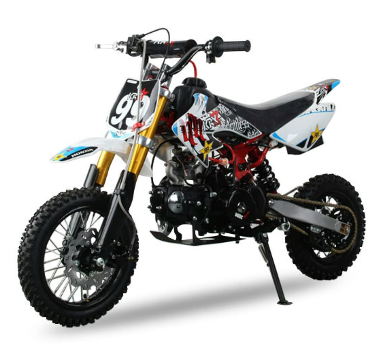 motocross niño