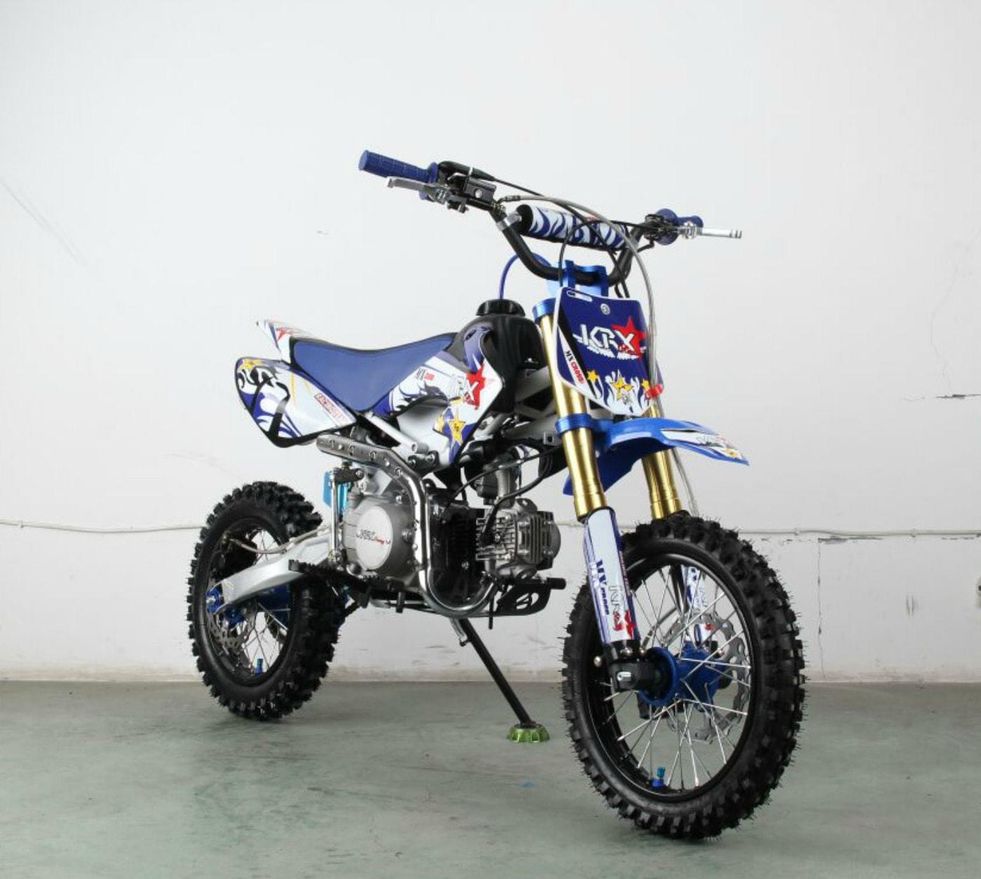 Motocross pit bike